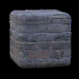 Thumbnail: Ancient Huge Brick