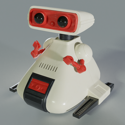 Thumbnail: Vintage toy Robot