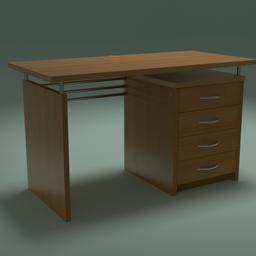 Thumbnail: Office table