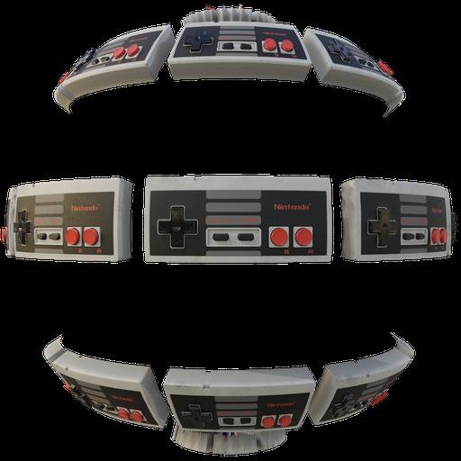 Thumbnail: NES Controller