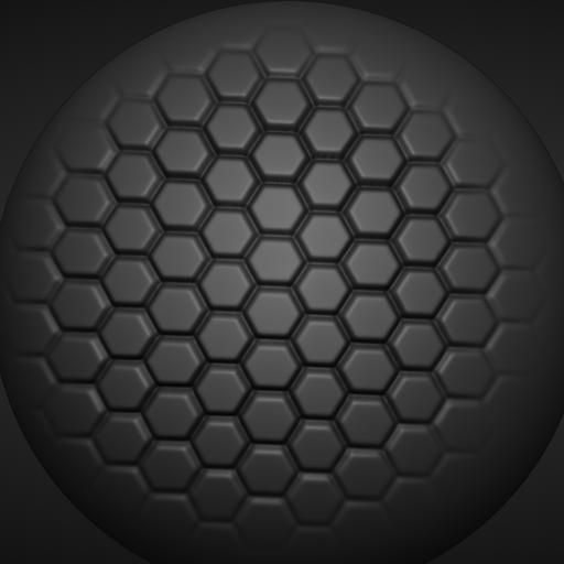 Thumbnail: Honeycomb (stencil)