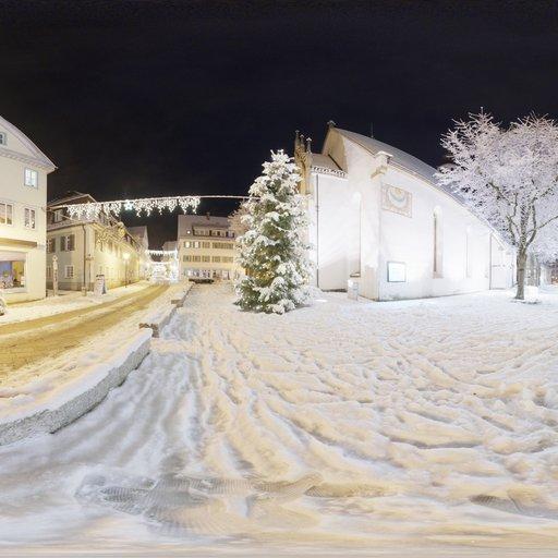 Thumbnail: Blaubeuren Church Square