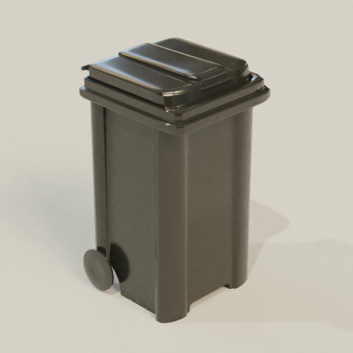Thumbnail: Rubbish bin