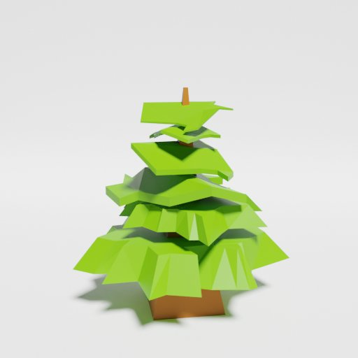 Thumbnail: Low Poly Pine 2