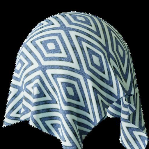 Thumbnail: Embroidered denim