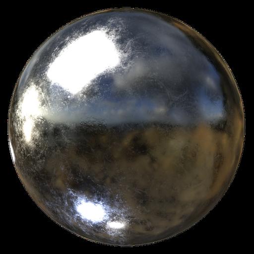 Thumbnail: Metal Semirough 01