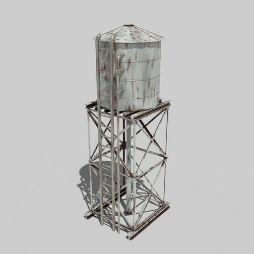 Thumbnail: Rooftop water tank