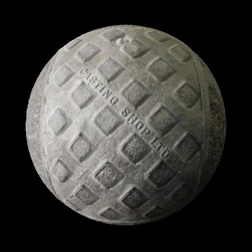Thumbnail: Manhole Cover 06