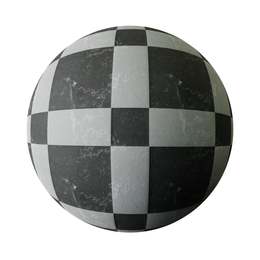 Thumbnail: Black and white tiles