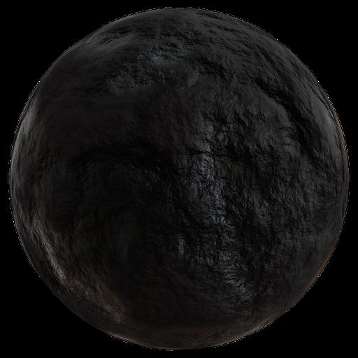 Thumbnail: Procedual Asteroid