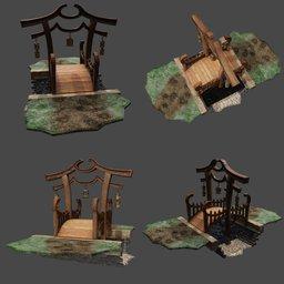 Thumbnail: Old asin bridge