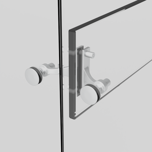 Thumbnail: Curtain Wall Spider Fitting Type 4