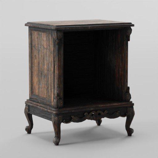 Classic nightstand 2