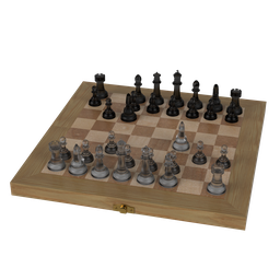 Thumbnail: Chess game