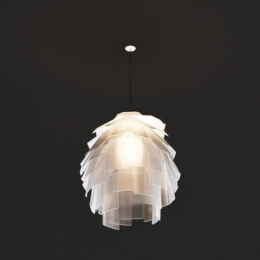 Thumbnail: Designer chandelier