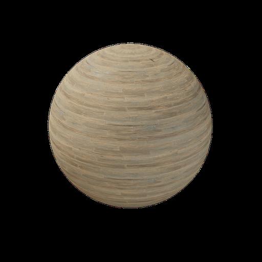 Medieval floor planks