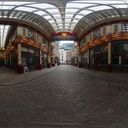 Thumbnail: Leadenhall Market