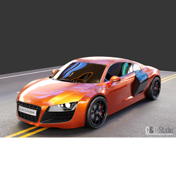 Thumbnail: Aud R8 (2008 model)
