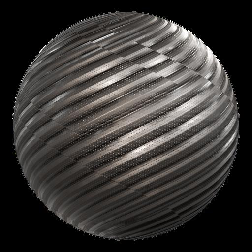 Thumbnail: Procedural Industrial Sci-fi Metal Plates/Tiles