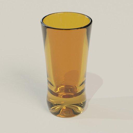 Thumbnail: Vodka glass